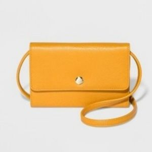WILDFable Yellow Pocketbook